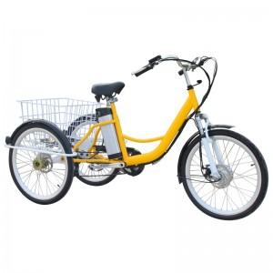 active adult tricycle bikes is special and ONLY. It is well-designed by good-looking shape and high quality, so it can be drive not only for adults but also for the elders. With our adult tricycle, either you go to supermarket or go fishing, either you go to visit friends or just for a ride, it would bring you endless convenience and happiness..