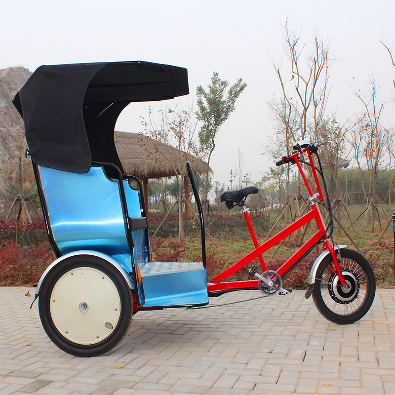 Electric Rickshaw Pedicab Jxcycle