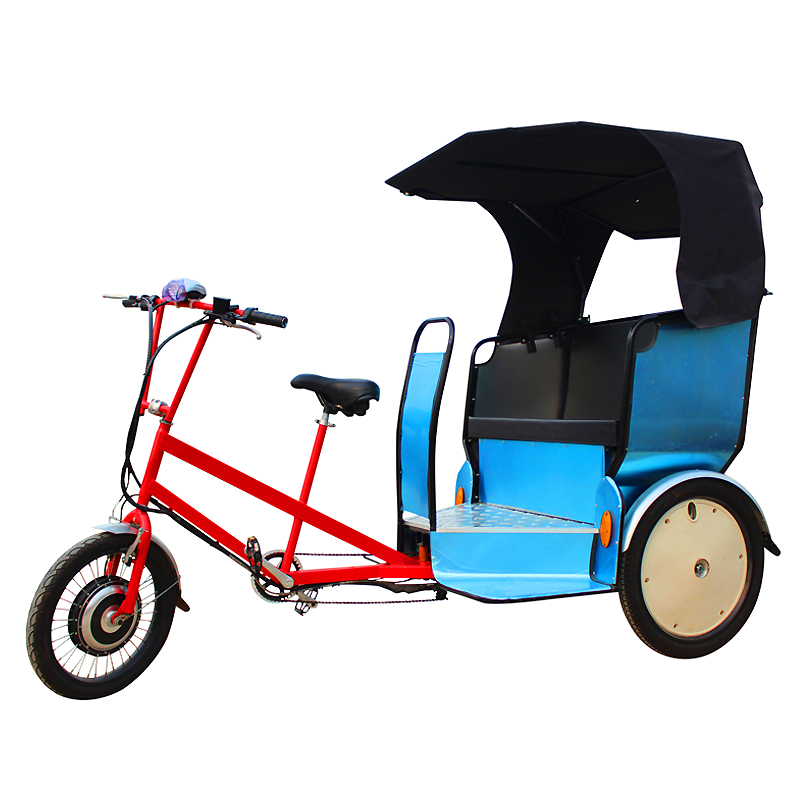 Electric rickshaw pedicab jxcycle for Used electric motor shop equipment for sale