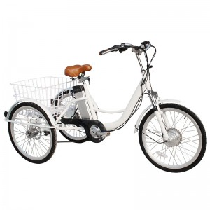 Here, our adult tricycle is special and ONLY. It is well-designed by good-looking shape and high quality, so it can be drive not only for adults but also for the elders. With our adult tricycle, either you go to supermarket or go fishing, either you go to visit friends or just for a ride, it would bring you endless convenience and happiness..