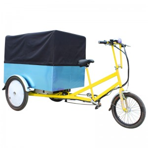 Driving a dutch cargo trike for work is a fun way to make a living or to earn extra money as a part time job. Making money as a cargo trike driver works much the same way for work.