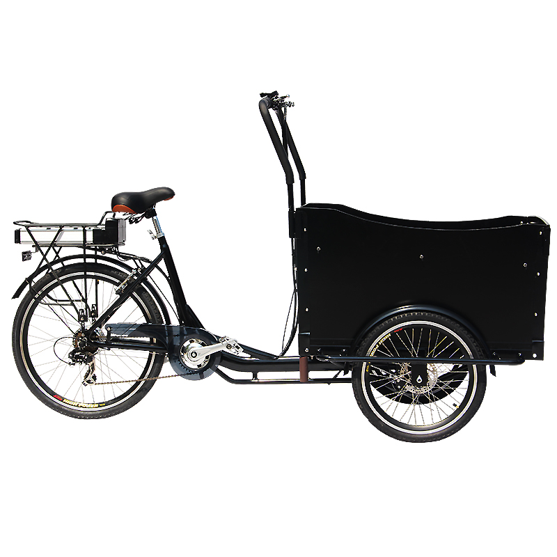 electric bakfiets cargo bike jxcycle. Black Bedroom Furniture Sets. Home Design Ideas