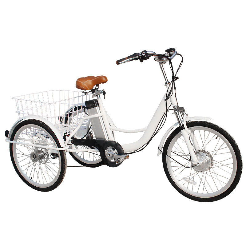 Think, three wheel trike for adults