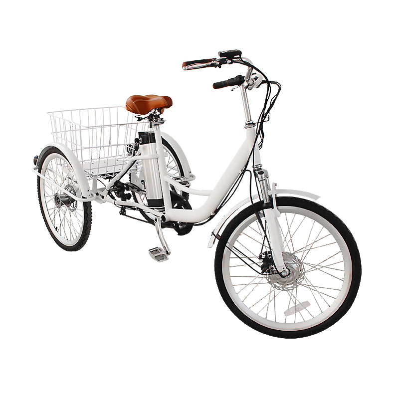 three wheel tricycle with disc brake | jxcycle