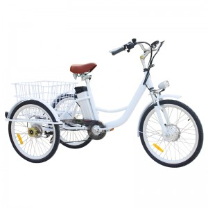 Here, our three wheel bicycle is special and ONLY. It is well-designed by good-looking shape and high quality, so it can be drive not only for adults but also for the elders. With our three wheel bicycle , either you go to supermarket or go fishing, either you go to visit friends or just for a ride, it would bring you endless convenience and happiness..