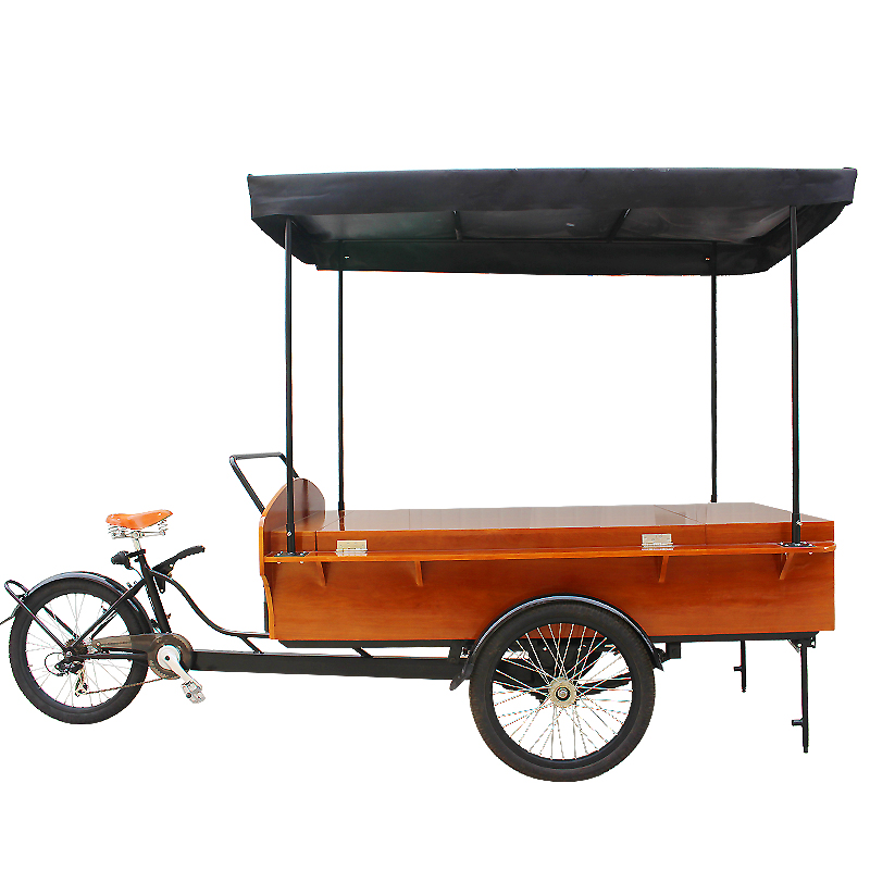 Bike Coffee Cart For Sale