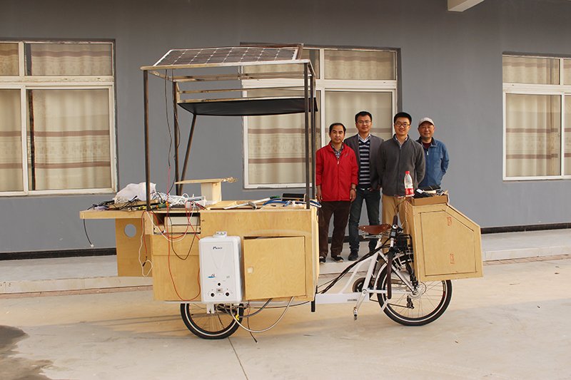 According to customer demand, our company is developing a new type of coffee bike, very suitable for the customer. Also accepts customization of bike.