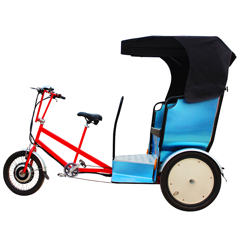 Motorized Rickshaw Jxcycle