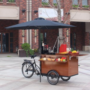 new fashion coffee bike for sale