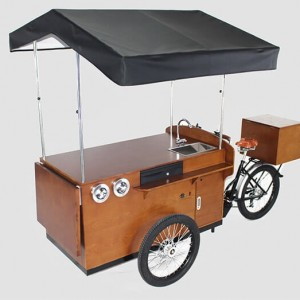 Jxcycle classic coffee bike